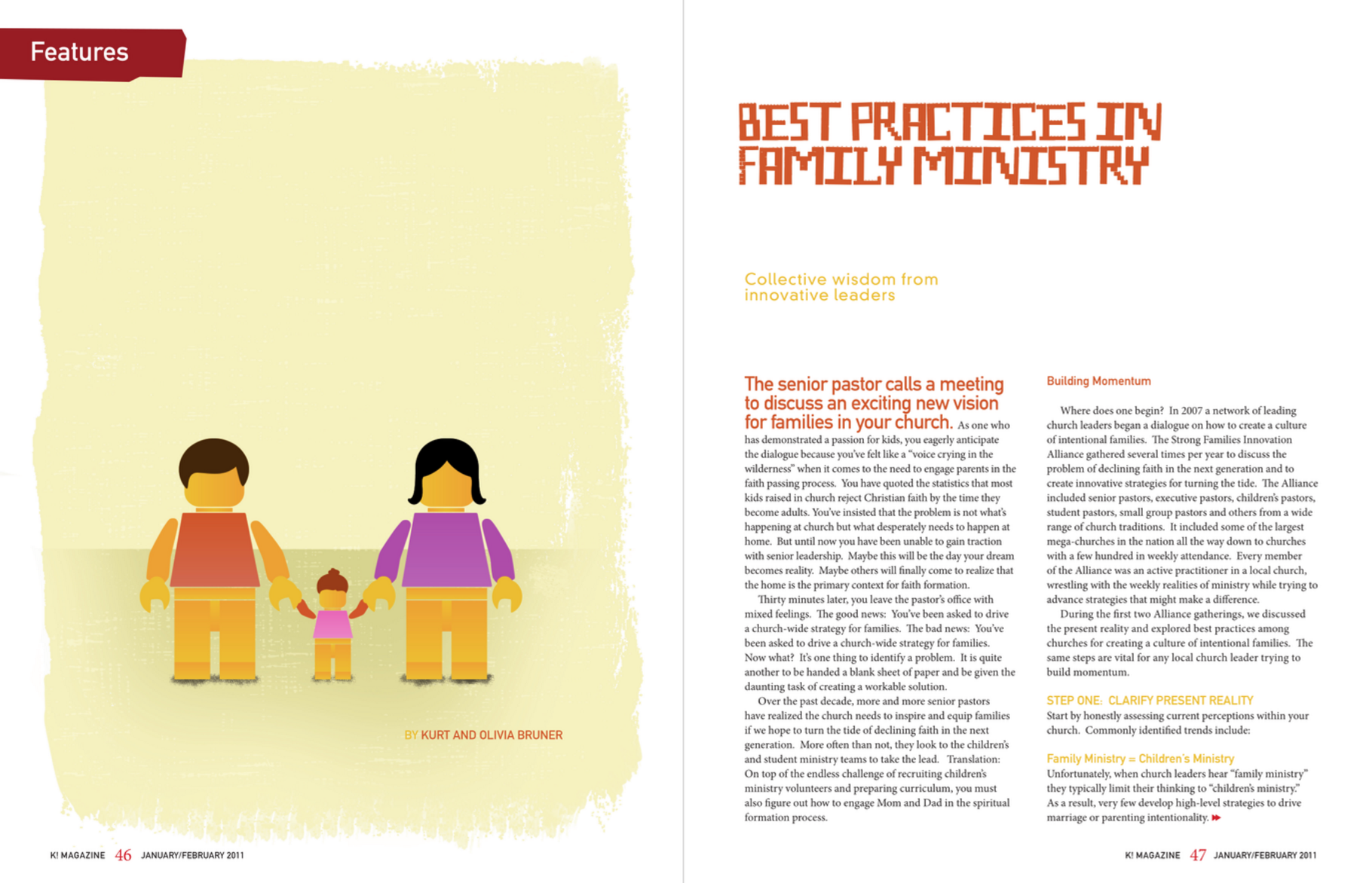 Best Practices in Family Ministry
