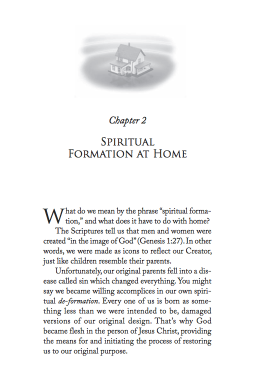 Download this free PDF of Chapter 2 from 'It Starts At Home'